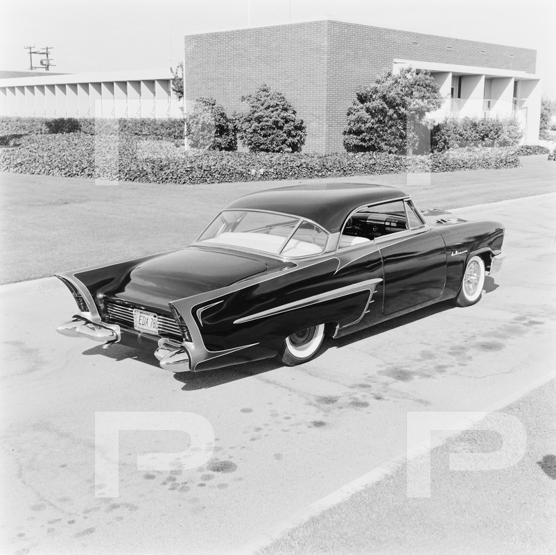 1952 Mercury - Ed Russell - Joe Bailon 57826310