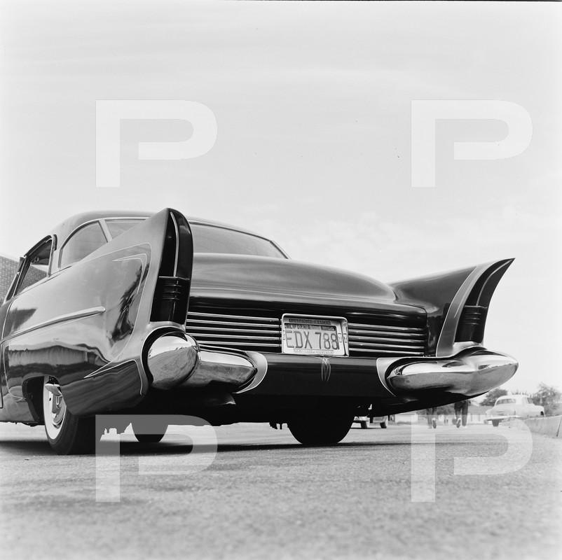1952 Mercury - Ed Russell - Joe Bailon 57826410