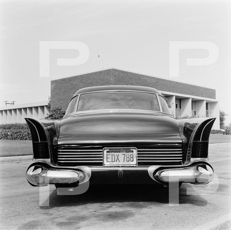 1952 Mercury - Ed Russell - Joe Bailon 57826710