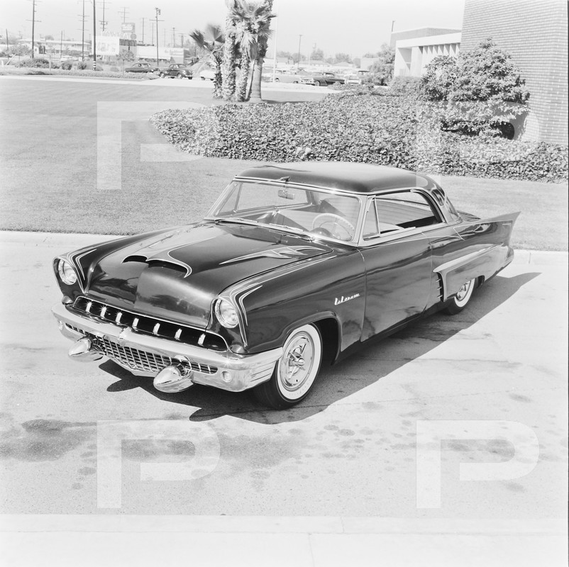 1952 Mercury - Ed Russell - Joe Bailon 57826810