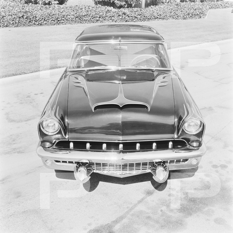 1952 Mercury - Ed Russell - Joe Bailon 57826910