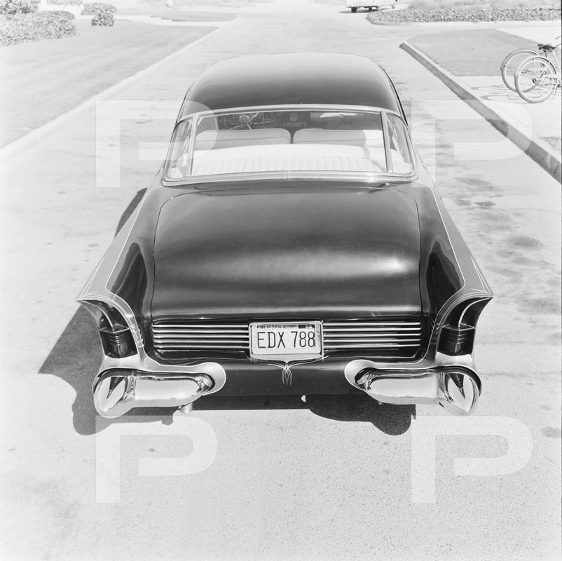 1952 Mercury - Ed Russell - Joe Bailon 57827810