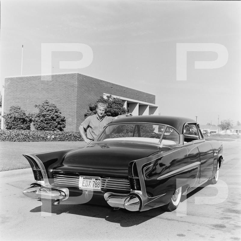 1952 Mercury - Ed Russell - Joe Bailon 57827910