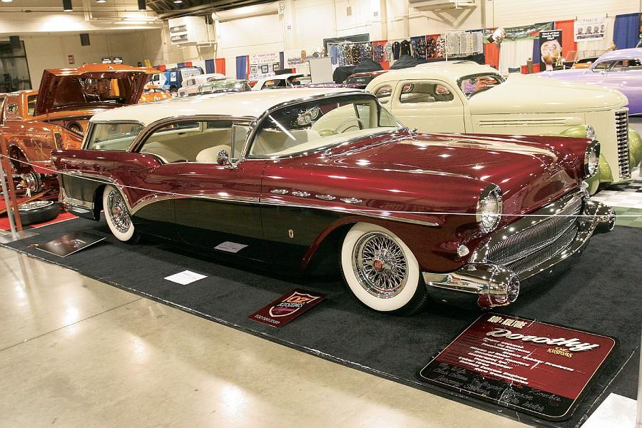 1957 BUICK CENTURY Caballero - OZ Kustoms - Dorothy 57buic10