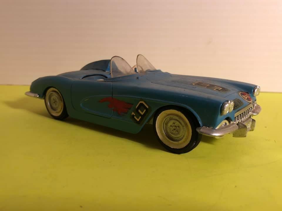 Vintage built automobile model kit survivor - Hot rod et Custom car maquettes montées anciennes - Page 12 58374910