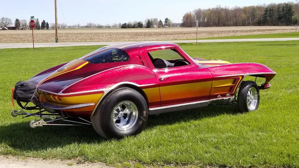 1960's GM gasser 58379210