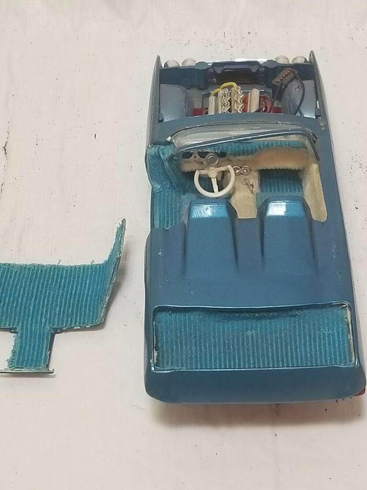 Vintage built automobile model kit survivor - Hot rod et Custom car maquettes montées anciennes - Page 12 58383910