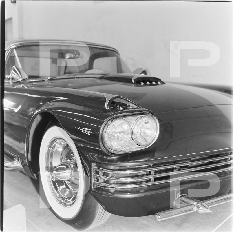1955 Ford Thunderbird - Candy Bird - Joe Castro -  Joe Bailon 58502710