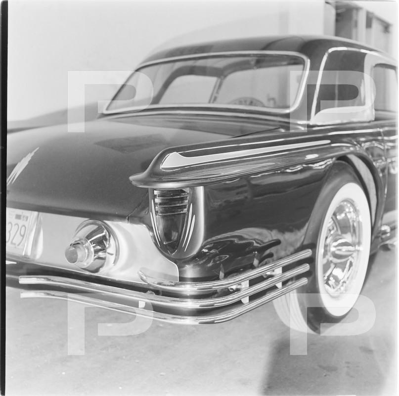 1955 Ford Thunderbird - Candy Bird - Joe Castro -  Joe Bailon 58502810