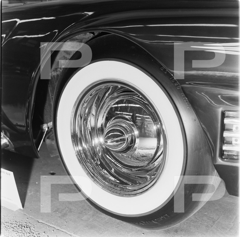1955 Ford Thunderbird - Candy Bird - Joe Castro -  Joe Bailon 58504810