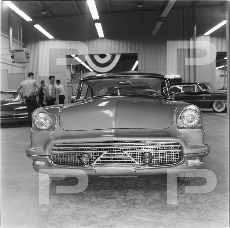 1956 Mercury - Ray Cress 58525110