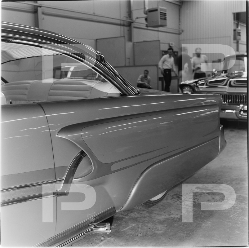1956 Mercury - Ray Cress 58525310