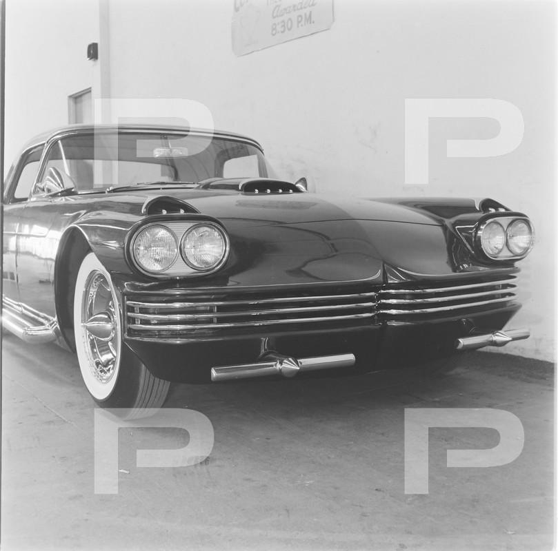 1955 Ford Thunderbird - Candy Bird - Joe Castro -  Joe Bailon 58525510