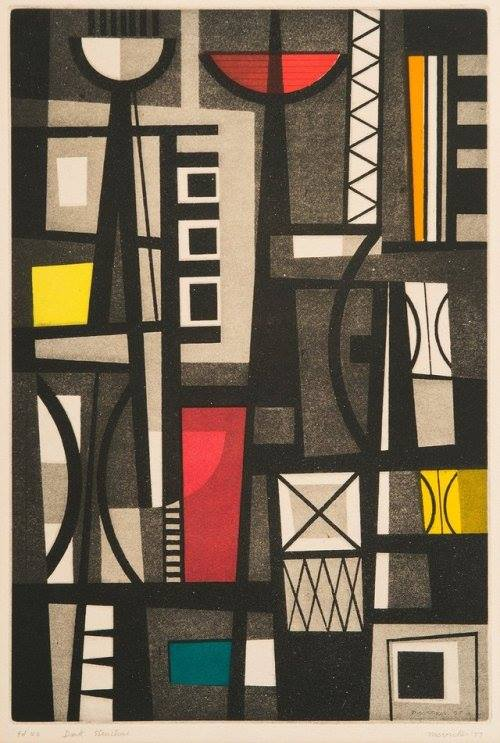 J. Jay McVicker (October 18, 1911 – August 31, 2004) American painter and sculptor 58876510