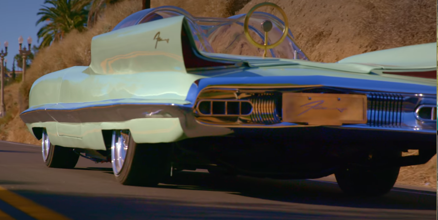 Lincoln Futura replique - Gotham Garage 59079110