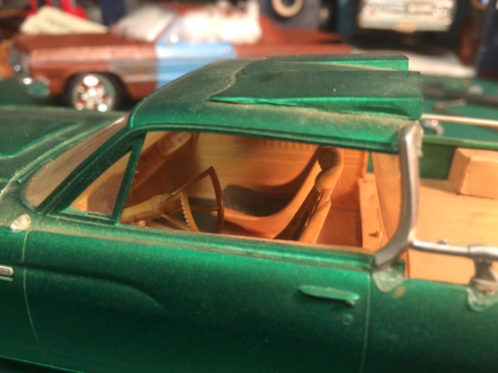 Vintage built automobile model kit survivor - Hot rod et Custom car maquettes montées anciennes - Page 12 59345410