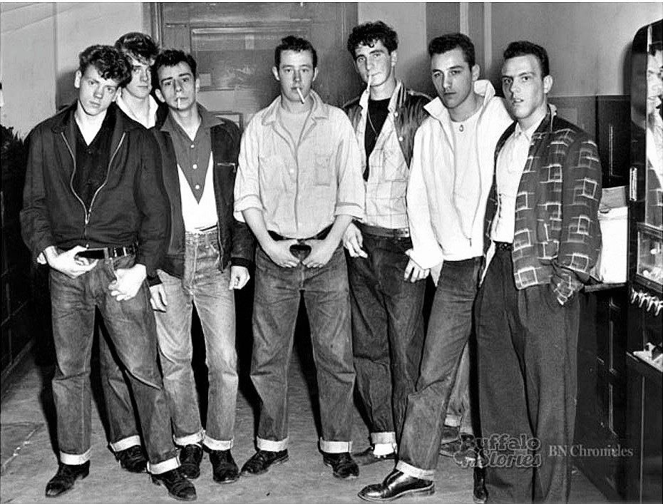 1950s and 1960s teenagers 59492410