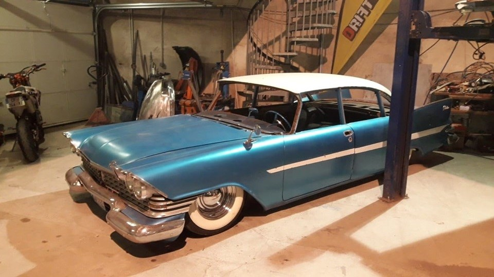 Plymouth 1959 - 61 custom & mild custom 59650010