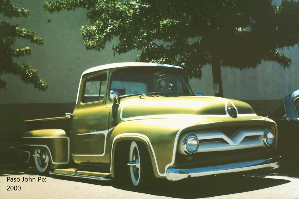 Ford Pick Up 1953 - 1956 custom & mild custom - Page 4 59676310