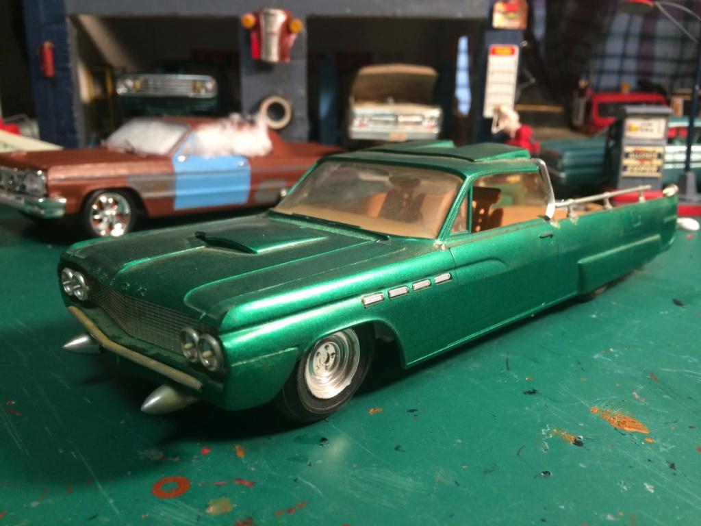 Vintage built automobile model kit survivor - Hot rod et Custom car maquettes montées anciennes - Page 12 59737710