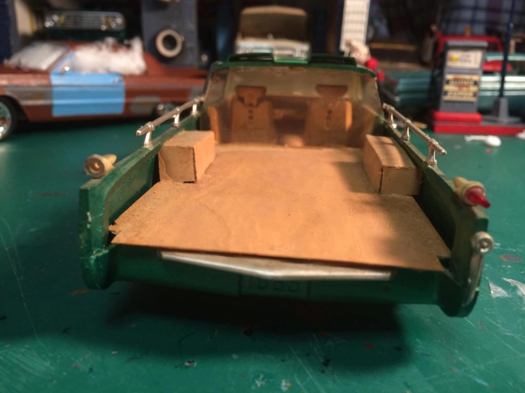 Vintage built automobile model kit survivor - Hot rod et Custom car maquettes montées anciennes - Page 12 59896010