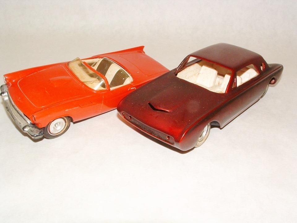 Vintage built automobile model kit survivor - Hot rod et Custom car maquettes montées anciennes - Page 13 59983810
