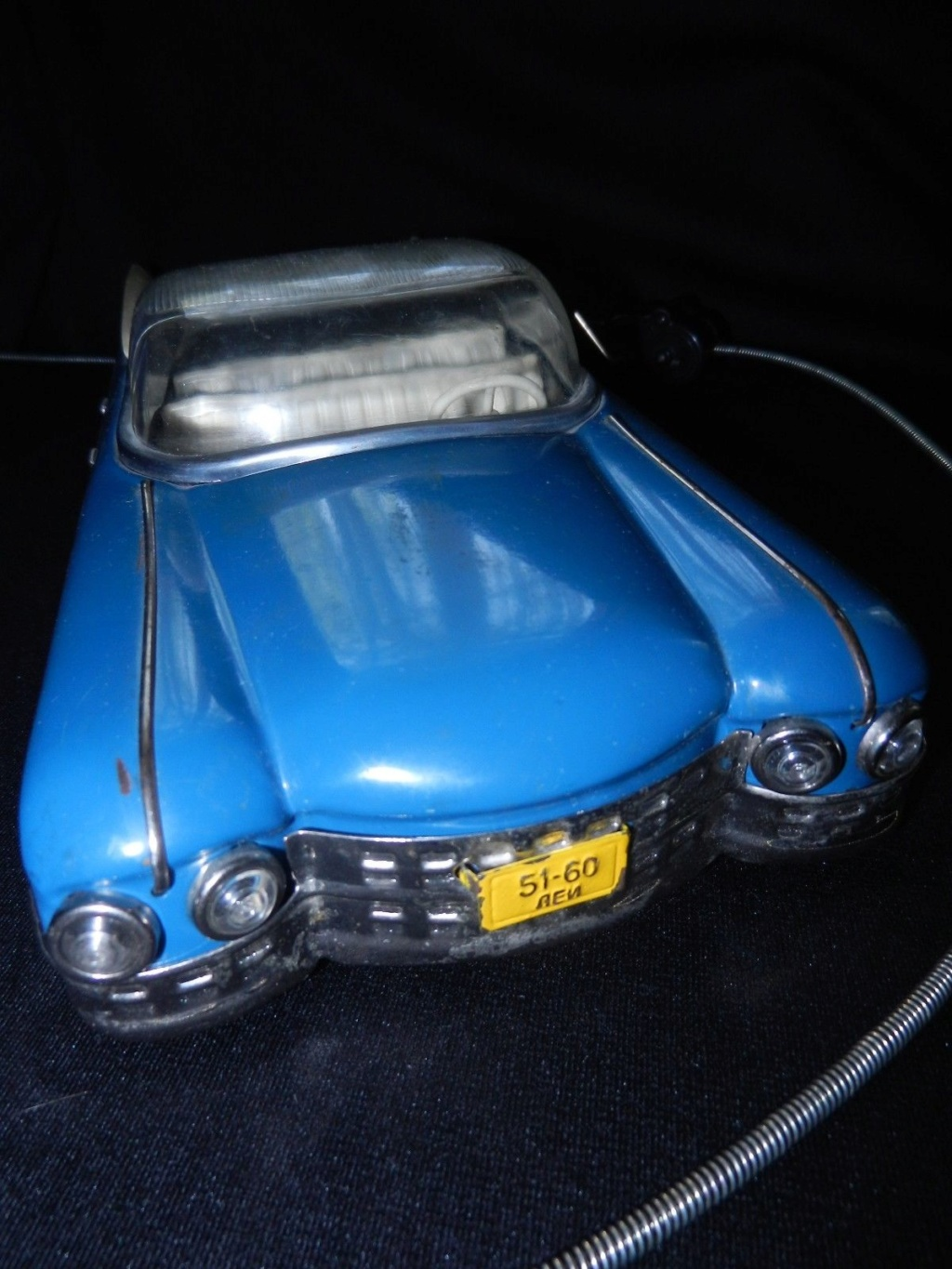 1959 RUSSIAN TIN TOY LIMOUSINE CADILLAC  5g13