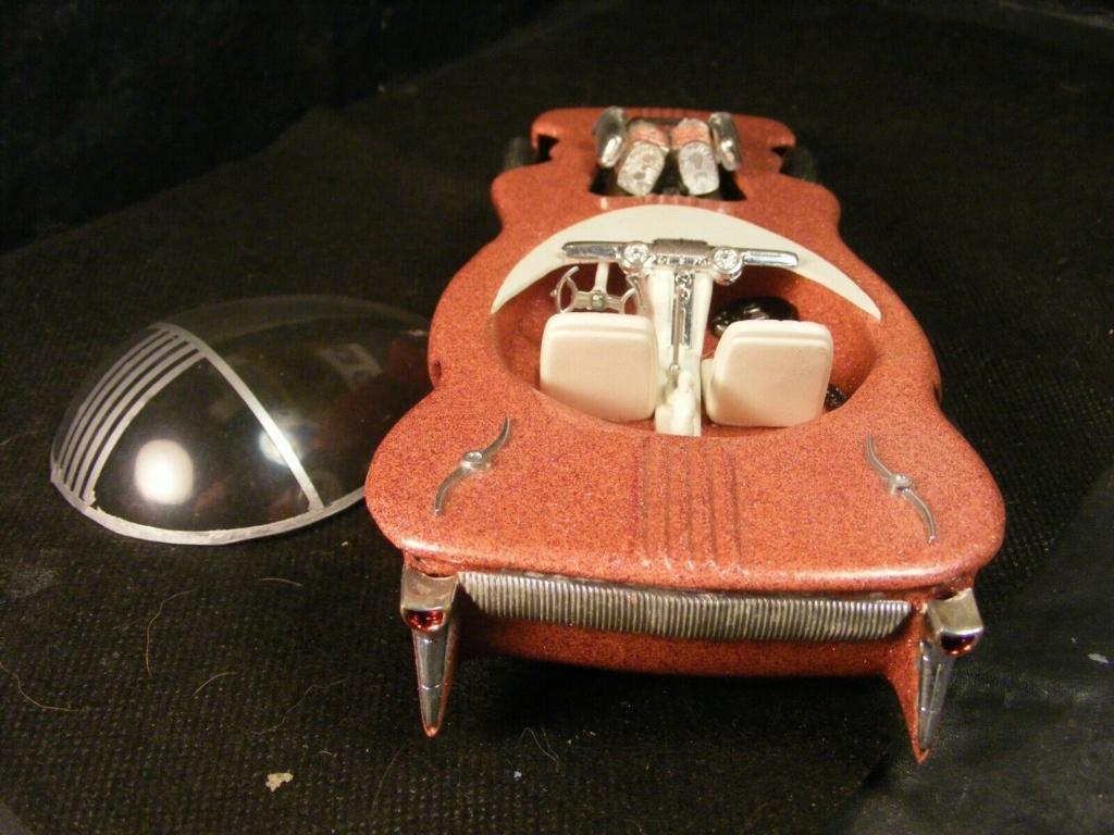 Vintage built automobile model kit survivor - Hot rod et Custom car maquettes montées anciennes - Page 13 5k10