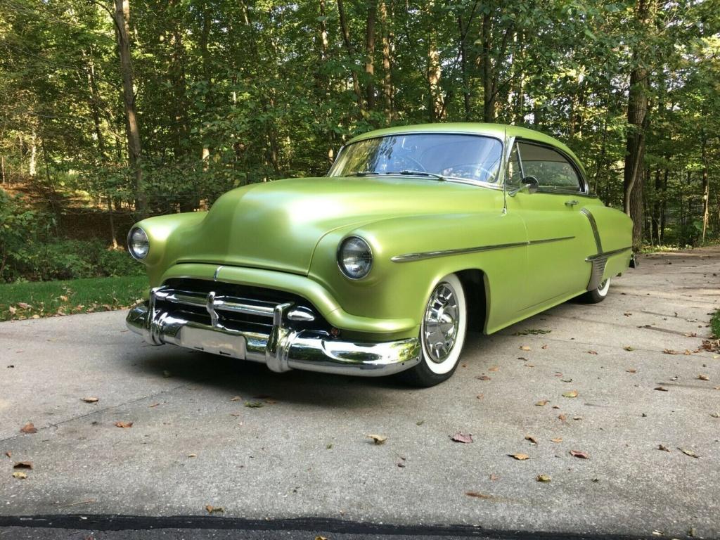 Oldsmobile 1948 - 1954 custom & mild custom - Page 7 5o10
