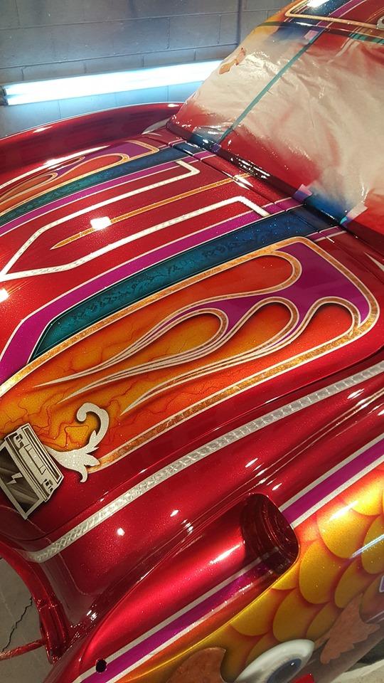 auto's crazy paint - peinture de fou sur carrosseries 60122310