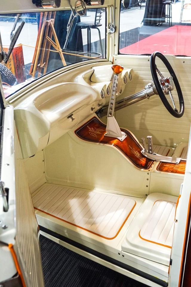 Agent Orange - '27 T coupe - sixties style 60128110