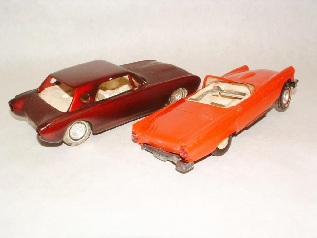 Vintage built automobile model kit survivor - Hot rod et Custom car maquettes montées anciennes - Page 13 60182310