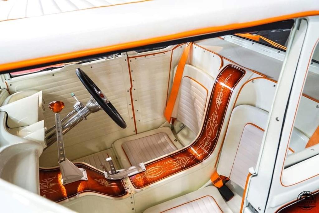 Agent Orange - '27 T coupe - sixties style 60185310