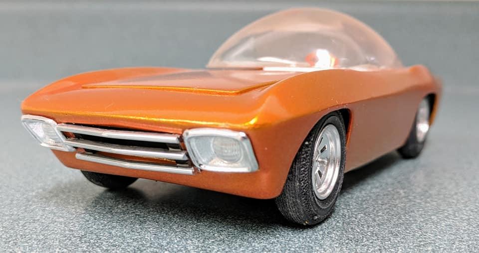 Vintage built automobile model kit survivor - Hot rod et Custom car maquettes montées anciennes - Page 12 60295810