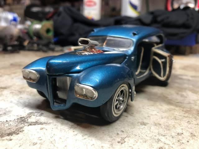 Vintage built automobile model kit survivor - Hot rod et Custom car maquettes montées anciennes - Page 13 60333610