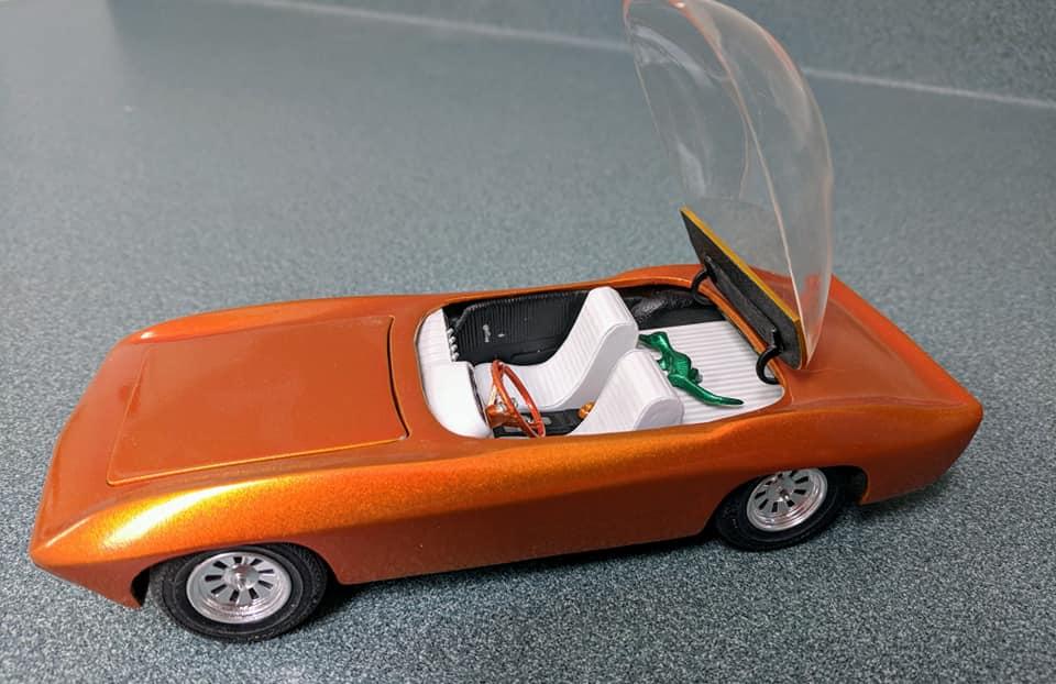 Vintage built automobile model kit survivor - Hot rod et Custom car maquettes montées anciennes - Page 12 60335710