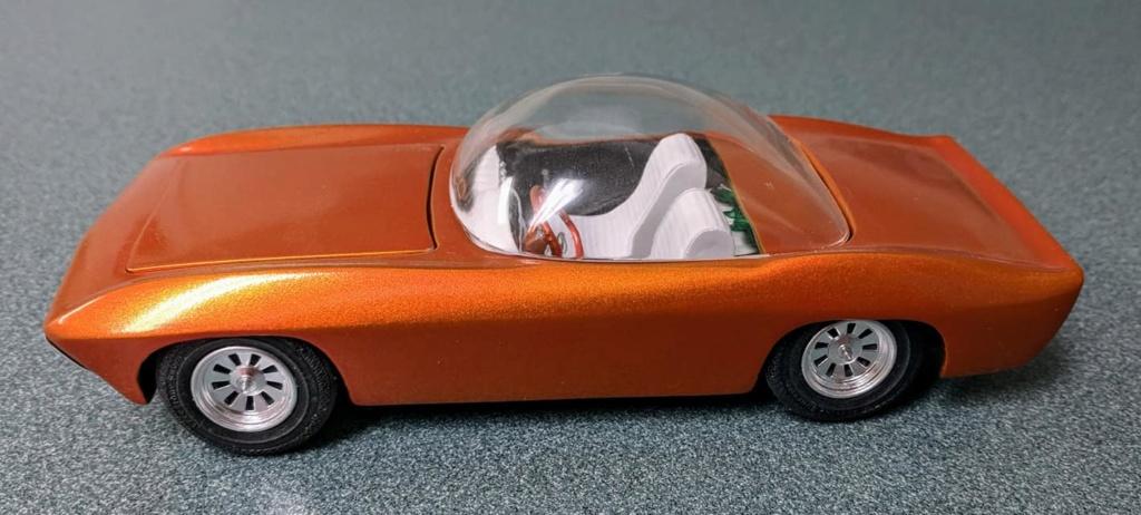 Vintage built automobile model kit survivor - Hot rod et Custom car maquettes montées anciennes - Page 13 60348510