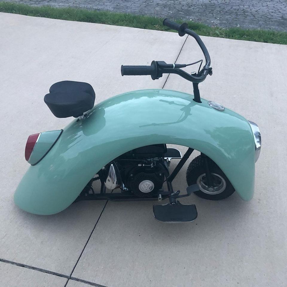 Brent Walter's vw cox mini bike 60348610