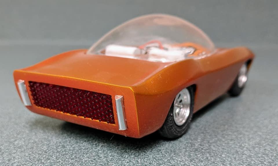 Vintage built automobile model kit survivor - Hot rod et Custom car maquettes montées anciennes - Page 12 60463210