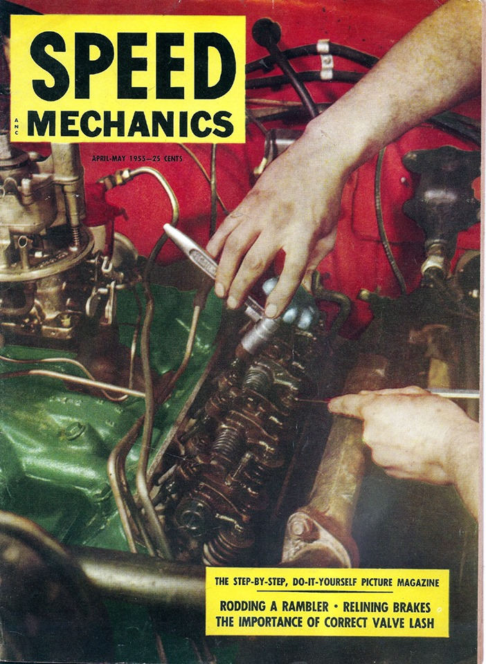 Speed Mechanics Cover 60544510