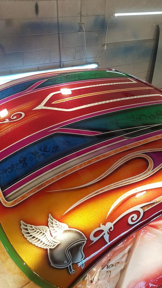 auto's crazy paint - peinture de fou sur carrosseries 60564210