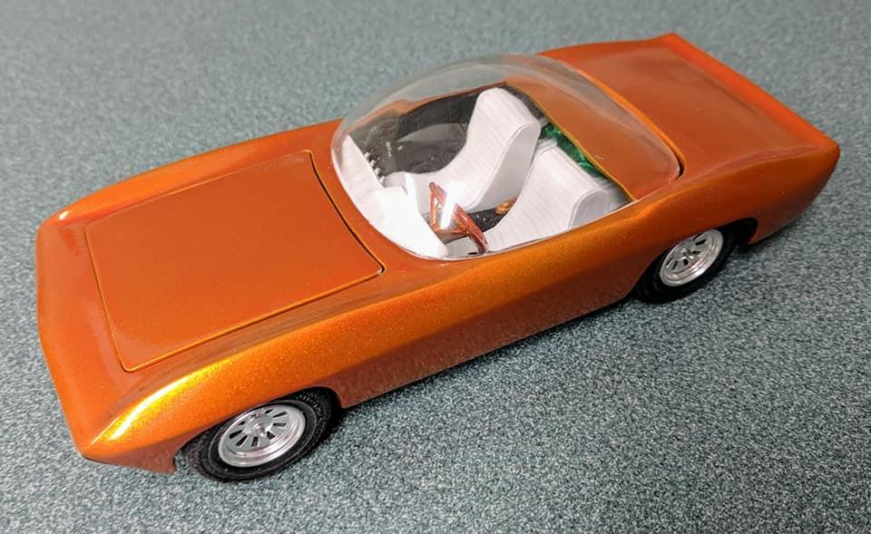 Vintage built automobile model kit survivor - Hot rod et Custom car maquettes montées anciennes - Page 12 60604410