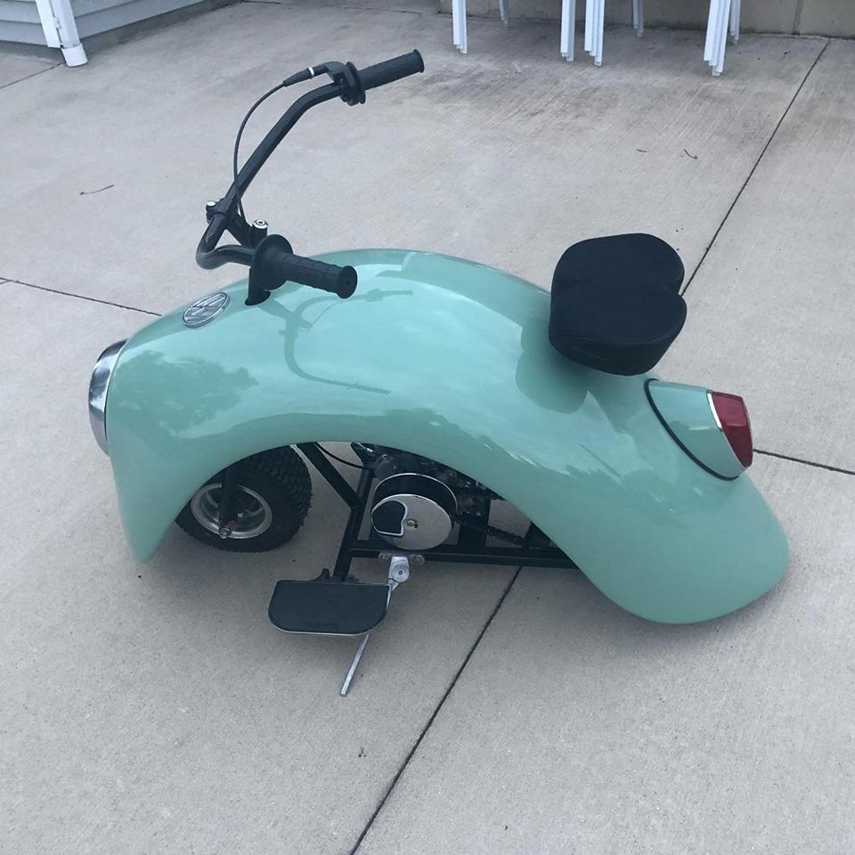 Brent Walter's vw cox mini bike 60634211