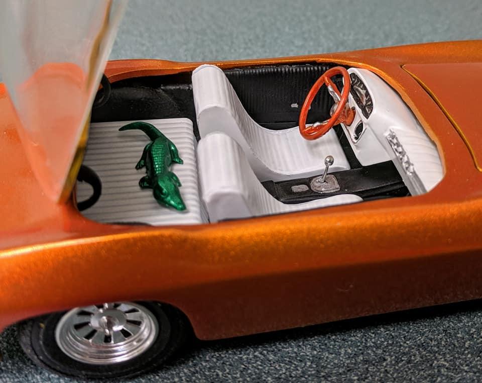 Vintage built automobile model kit survivor - Hot rod et Custom car maquettes montées anciennes - Page 12 60692410