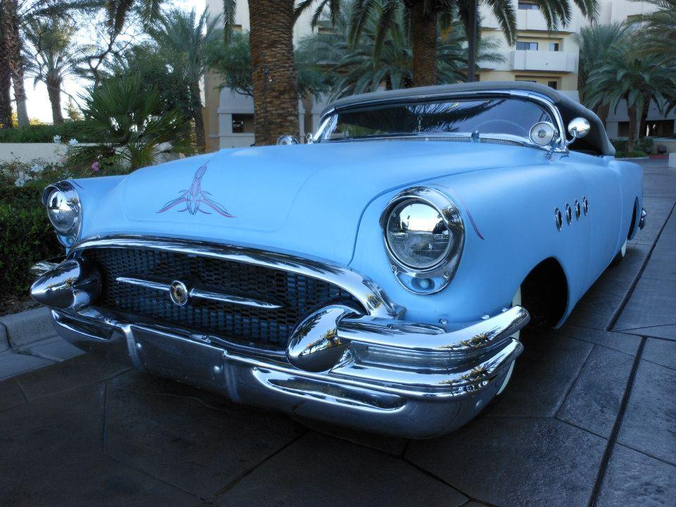 1955 Buick Convertible - Road Bastard - Nicky Bratz 60693_10