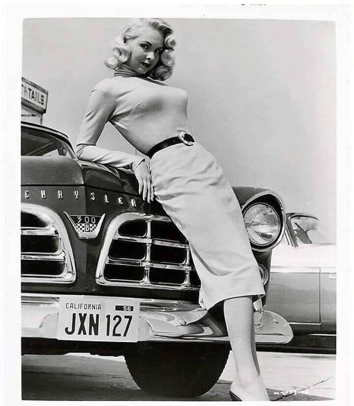 hot rod, custom and classic car babes - Page 6 60746010
