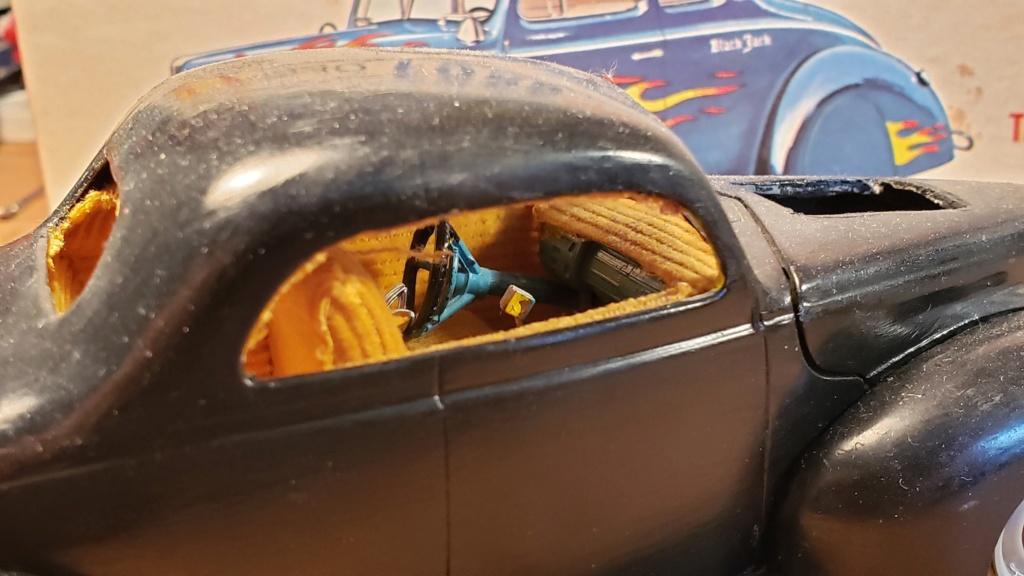Vintage built automobile model kit survivor - Hot rod et Custom car maquettes montées anciennes - Page 13 60764110