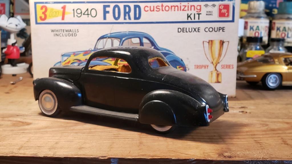 Vintage built automobile model kit survivor - Hot rod et Custom car maquettes montées anciennes - Page 13 60772310