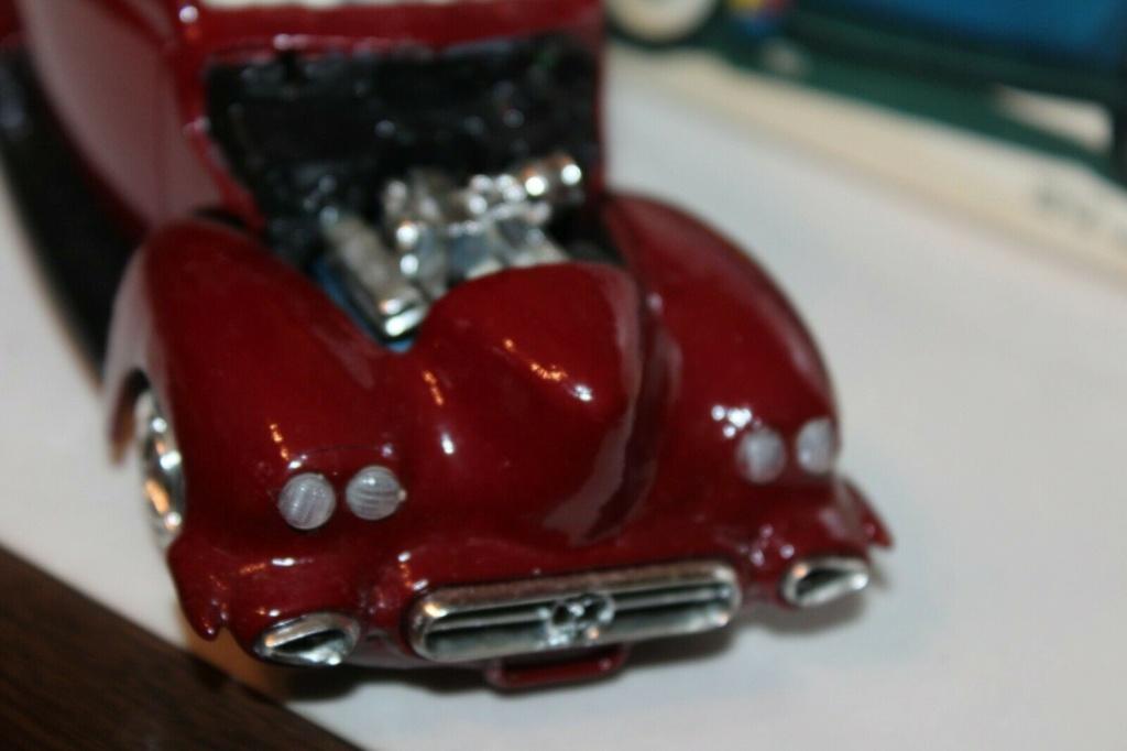 Vintage built automobile model kit survivor - Hot rod et Custom car maquettes montées anciennes - Page 13 60800711