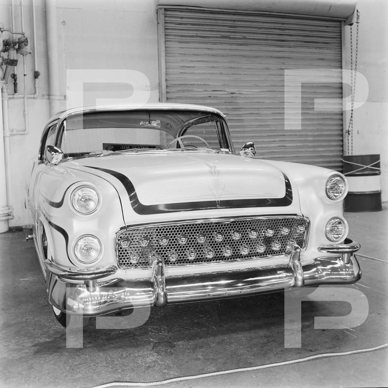 1955 Chevrolet - Jim Seaton - Barris Kustoms 60812010